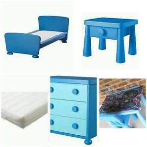 kids IKEA bed $150 Ermington Parramatta Area Preview