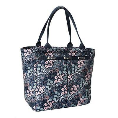 LeSportsac Classic Collection Small Every Girl Tote Bag in Faraway Floral NWT
