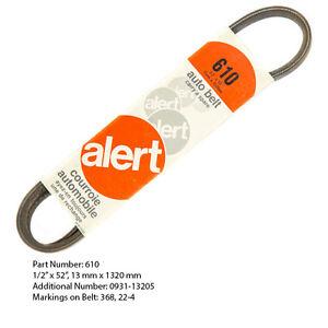 Auto Belts @ Art's Auto Electric