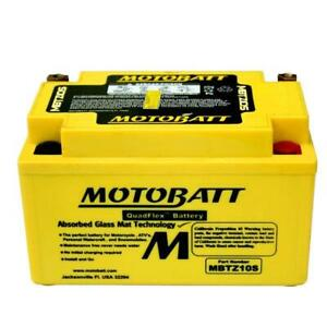 MotoBatt Battery  Honda TR200 Fat Cat, CBR600F4i, CBR929RR, CBF1000F