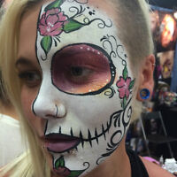 Mystical Masks Face Painting will make your party amazing!