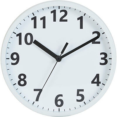 From Japan Nitori Wall clock Claire White Code: 8172565 / Tracking SAL