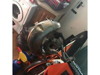 Ktm 200 front pipe