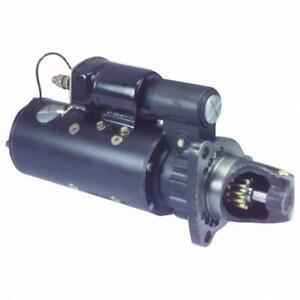 Starter - Inboard Diesel - Caterpillar Engine – Marine (1970-1974) Delco 40MT DD 24 Volt, CW, 12-Tooth Pinion