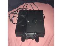 Ps4 console 500gb