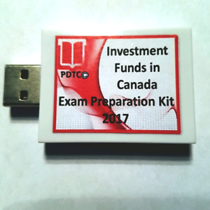 Investment Funds Institute of Canada (IFIC/IFC) Exam Study Kit