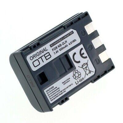 Batería 650mAh para SONY CYBERSHOT DSC-HX 200 DSC-HX 200 v ACCU