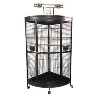 Budtrol Cage 167cm cage corner bird cage with gym