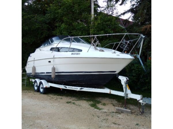 Used 1999 Bayliner 2355 Ciera Sunbridge