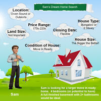 We Need a House to Sell to our Buyer!