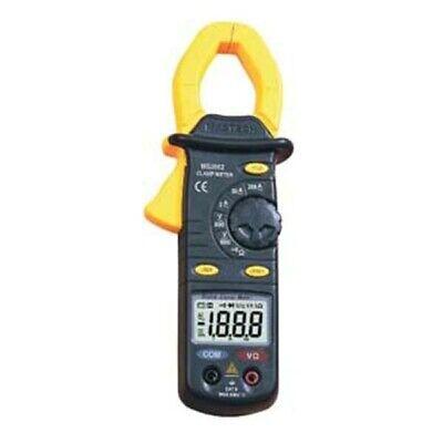 Digital Clamp Multimeter Meter Amp Ohm Ac Dc Voltage Resistance Electric Tester