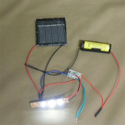 SAVE SOLAR Solar Auto Light  DIY Kit 3 LED White