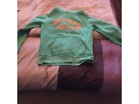 Abercrombie and Fitch hoodie fit teenager or size 8