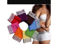 Brand new Calvin Klein underwear pant thong and boxershort