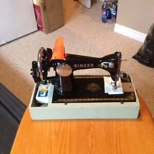 Antique sewing machine. St. John's Newfoundland image 3