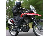 UM DSR ADVENTURE 125 - ADVENTURE MOTORCYCLE - LEARNER LEGAL