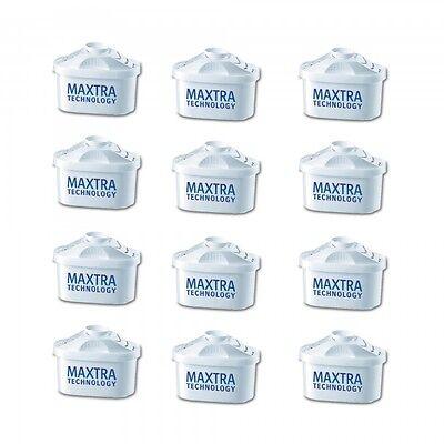 Brita - Wasserfilter Kartuschen Maxtra Jahrespack - 12 Stück