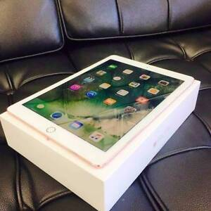 AS NEW IPAD PRO 9.7 INCH 32GB ROSE GOLD WIFI CELLULAR WARRANTY Nerang Gold Coast West Preview