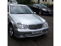 2007 Mercedes Benz 180 CDI Kompressor