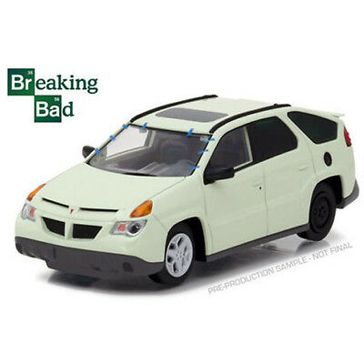 1/43 Greenlight Breaking Bad TV Series Walter White's 2004 Pontiac Aztek 86498