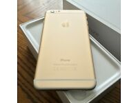 iPhone 6 Plus apple o2 64 gb 64gb good condition gold