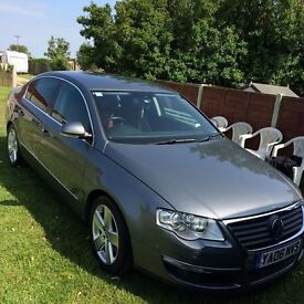 PASSAT 2.0 TDI SPORT, 2006, FULLY SPEC'D, ALMOST EVERY COST OPTION GOING.........