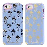 Lost iphone 5s purple case with pineappples