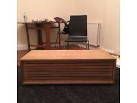 Oak coffee table. Need gone ASAP