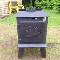 DrOlet small Wood stove