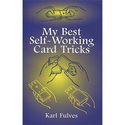 My Best Self-Working Card Tricks by Karl Fulves - Magic