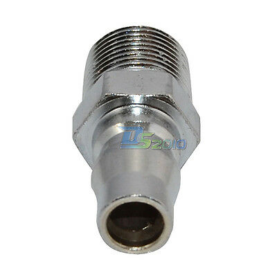 38 Air Compressor Pneumatic Carbon Steel Quick Connector For Air Line Fittings