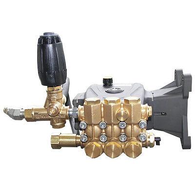 Pressure Washer Pump - Plumbed - Ar Rrv4g40d-f24 - 4 Gpm - 4000 Psi - Vrt3-310ez
