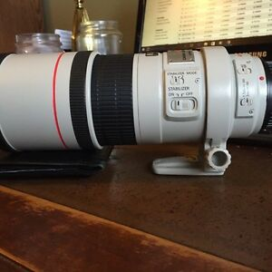 Canon EF 300mm F4 IS  L USM