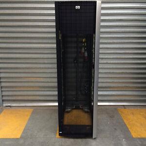 HP 10642 42U G2 42U Server Rack w/ Side Panel