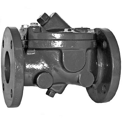 Zoeller 6030-0202 - 3 Ductile Iron Heavy Duty Flanged Check Valve