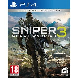 Wanted: Sniper Ghost Warrior 3 + Ghost Recon