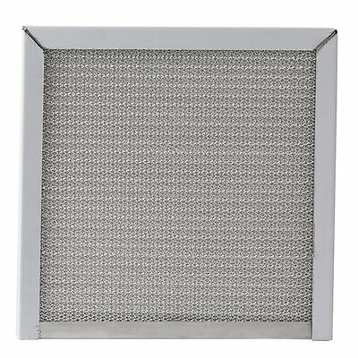 Hoodmart 14 X 14 X 2 Commercial Kitchen Exhaust Hood - Aluminum Mesh Filter