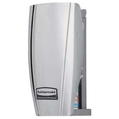 Air Freshener Dispenser,T-Cell,Grey RUBBERMAID 1938287
