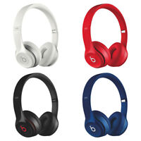 New OEM Beats by Dr. Dre Solo 2 On-Ear Sound Isolating Bluetooth