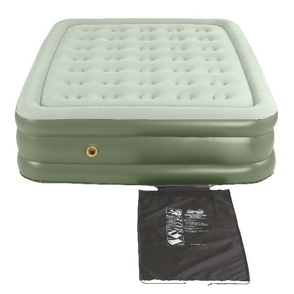Coleman SupportRest Elite Quilted Top Airbed Air Mattress, M