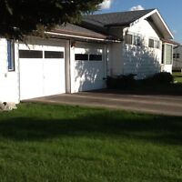 HOUSE FOR SALE IN LOON LAKE SASK.