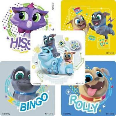 20 Puppy Dog Pals Stickers Party Favors Teacher rewards Bingo Hissy Rolly (Bingo Party)