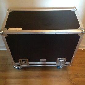 Combo guitar amp flight case (spider)