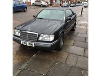 MERCEDES E220 COUPE - OFFERS OR SWAP