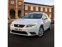 Seat Leon - great condition, 1.6l diesel, manual, 44000 miles