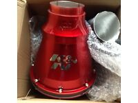 K&N Apollo air induction kit new ,red ,blue ,black .honda civic type r fn2 ep3