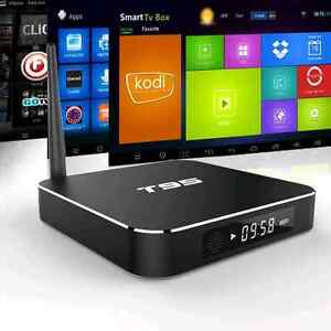 ANDROID TV BOX KODI 16.1 LOADED ALL THE LATEST ADD-ONS