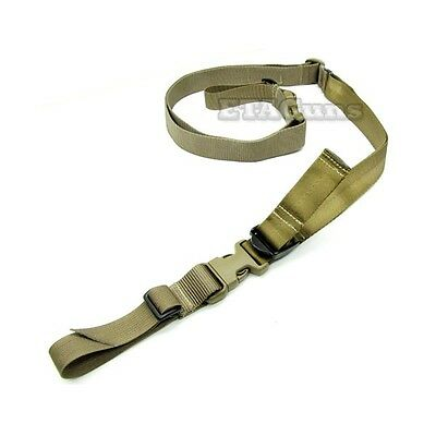 CONDOR 2 / Two Point Speedy Tan US1003 Strap .223 5.56 Carbine Rifle Gun Sling