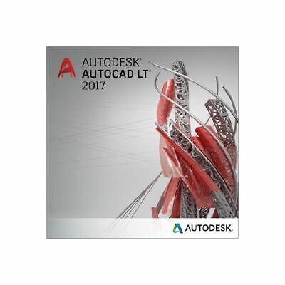 Autodesk AutoCAD LT 2017 Kaufversion/ Dauerlizenz/ perpetual license,keine Miete
