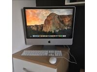 iMac (24-inch, Early 2009) with OS X Yosemite